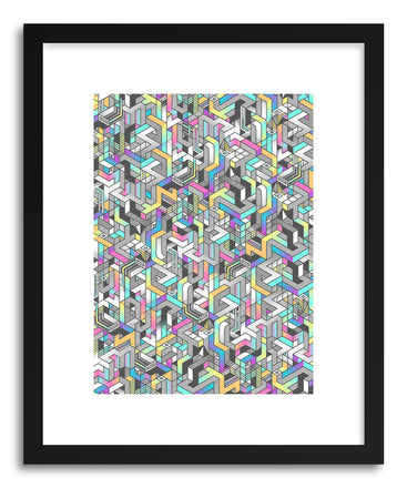 Fine art print Supatetral by artist Benjamin White
