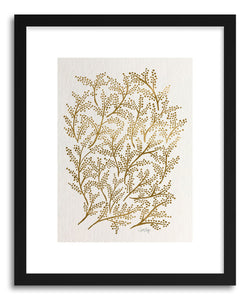 hide - Art print Gold Branches by artist Cat Coquillette on fine art paper