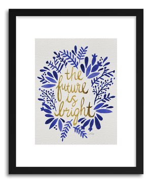 Fine art print Bright Future Gold by artist Cat Coquillette