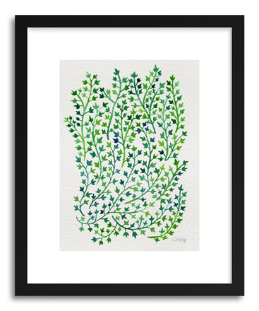 Art print Ivy Summer by artist Cat Coquillette