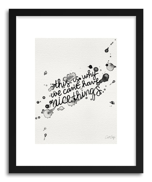 Fine art print Nice Things by artist Cat Coquillette