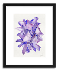Fine art print Amethyst by artist Cat Coquillette