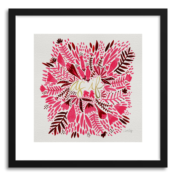 Art print AsIf Coral by artist Cat Coquillette