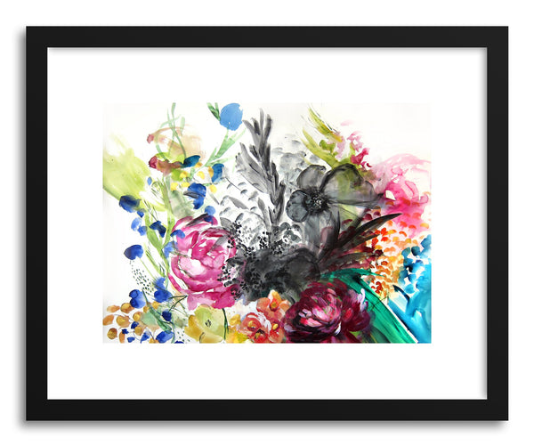 Fine art print Secret Garden by artist Christine Lindstorm