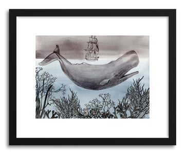 Fine art print The Sea by artist Christine Lindstorm