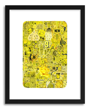Fine art print The Nth Degree 300 by artist Colin Johnson