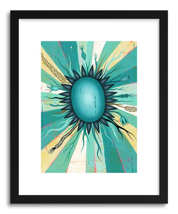 Fine art print Vernal Bloom by artist Colin Johnson
