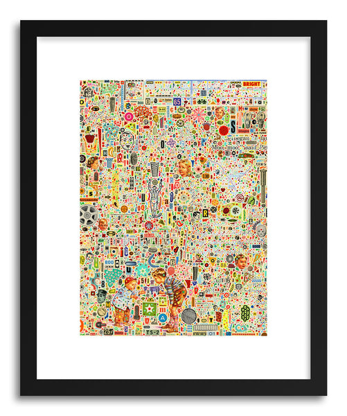 Fine art print Effloresce by artist Colin Johnson