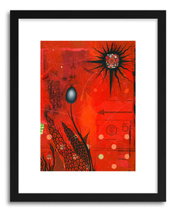Fine art print Rudhira by artist Colin Johnson