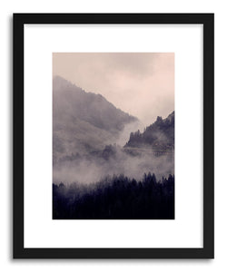 Fine art print Hidden Hills by artist Daniel Coulmann