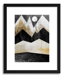 Fine art print End Of Winter by artist Elisabeth Fredriksson