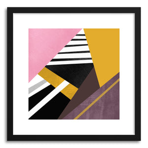 Fine art print Graphic Combination by artist Elisabeth Fredriksson