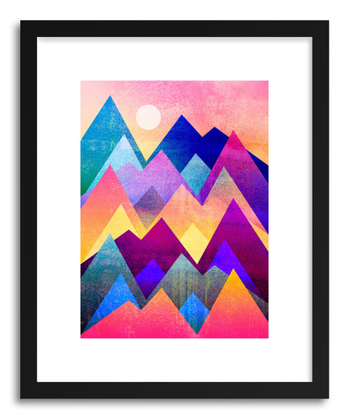 Fine art print A New Day by artist Elisabeth Fredriksson