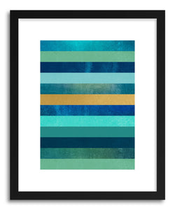 hide - Art print Ocean Deep by artist Elisabeth Fredriksson on fine art paper