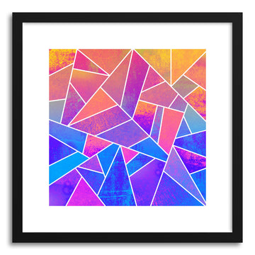Fine art print Summer Magic by artist Elisabeth Fredriksson