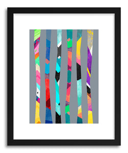 hide - Art print Trees by artist Elisabeth Fredriksson on fine art paper