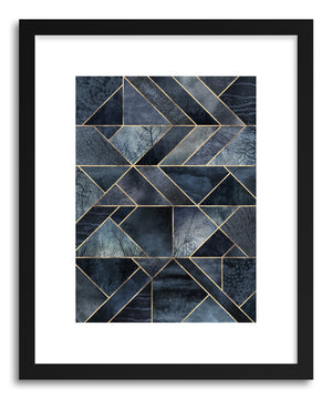 Art print Abstract Nature by artist Elisabeth Fredriksson