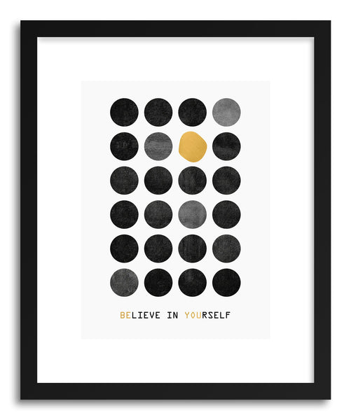 Fine art print Be You by artist Elisabeth Fredriksson