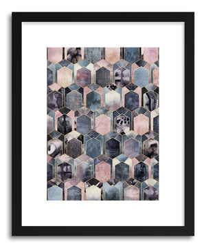 Art print Art Deco Dream by artist Elisabeth Fredriksson