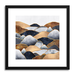 hide - Art print Hills by artist Elisabeth Fredriksson on fine art paper