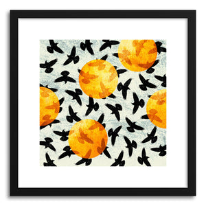 hide - Art print Birds by artist Elisabeth Fredriksson on fine art paper
