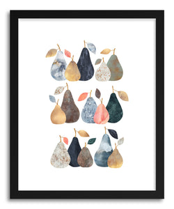 hide - Art print Pears by artist Elisabeth Fredriksson on fine art paper