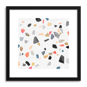 hide - Art print Terrazzo Treasure by artist Elisabeth Fredriksson on fine art paper