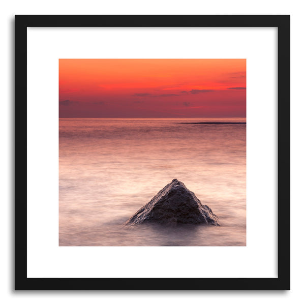 Fine art print Seascape No.1 by artist Evgeni Dinev