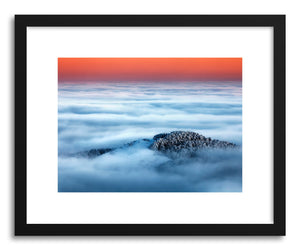 Fine art print Above The Clouds No.1 by artist Evgeni Dinev