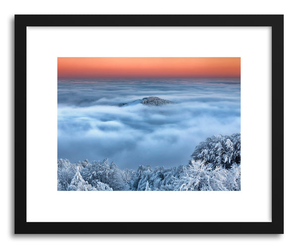 Fine art print Above The Clouds No.2 by artist Evgeni Dinev