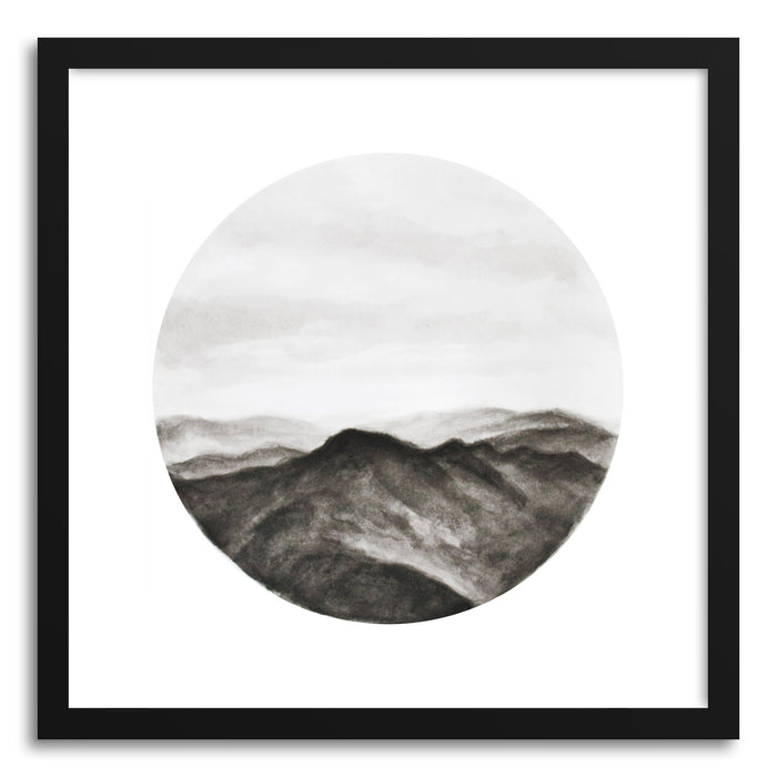 Fine art print Looking Back by artist Hannah Mode