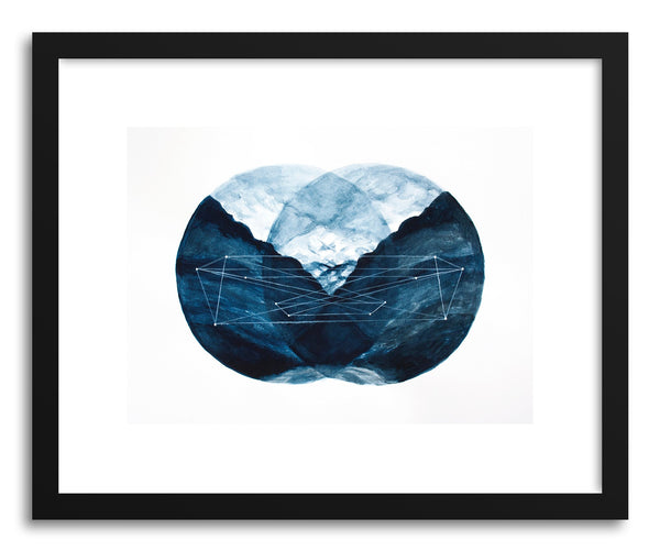 Art print Southern Cross by artist Hannah Mode