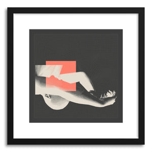 hide - Art print Lunacy by artist Heinz Aimer on fine art paper