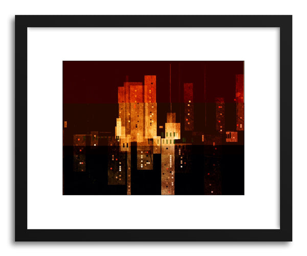 Art print A Night Like This by artist Marcos Rodrigues