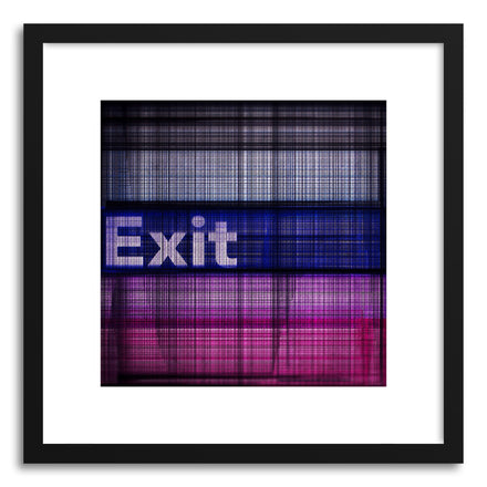 Fine art print Exit by artist Marcos Rodrigues