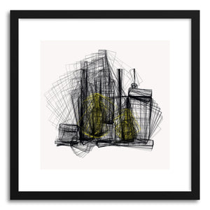 Fine art print Cityscape No.1 by artist Marcos Rodrigues
