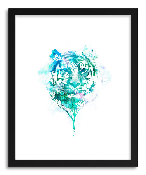 Fine art print Those Tiger Tree Final by artist Robert Farkas