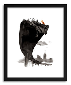 Fine art print Last Of Us by artist Robert Farkas