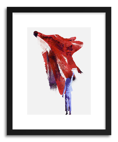 Fine art print My Only Friend by artist Robert Farkas