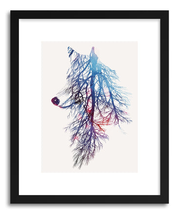 Fine art print My Roots Final by artist Robert Farkas