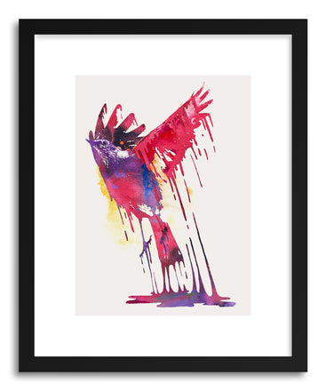 Fine art print The Great Emerge by artist Robert Farkas