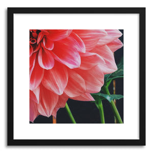 hide - Art print Dahlia Corner by artist Sylvie Lee on fine art paper