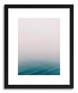 Fine art print Fog At Sea by artist Sylvie Lee
