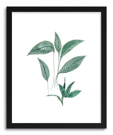 Fine art print Koleaves by artist Tiffany Wong
