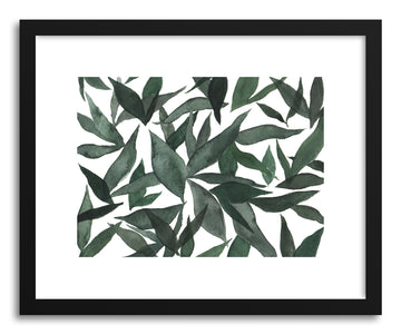 Art print Leaves by artist Tiffany Wong