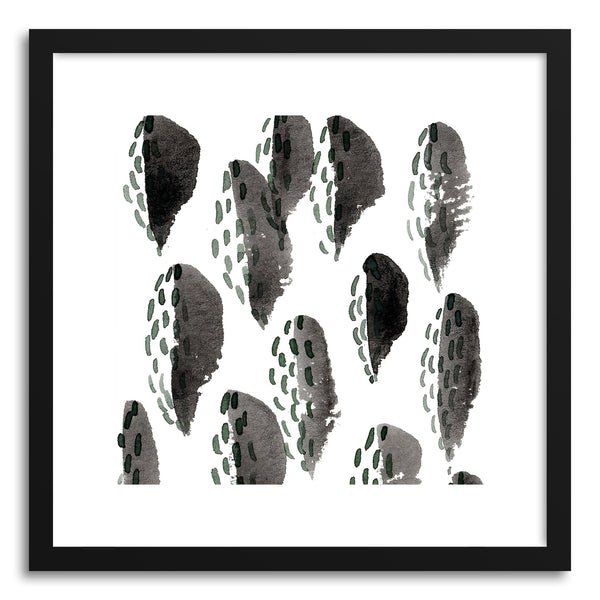 Fine art print Sea Shells by artist Tiffany Wong