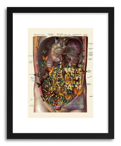 Fine art print Feeling Fluttery by artist Travis Bedel