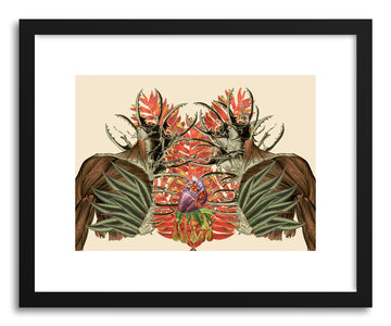 Art print Fuerte by artist Travis Bedel