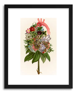 Fine art print Heart In Bloom by artist Travis Bedel