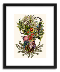 hide - Art print Indurare by artist Travis Bedel on fine art paper
